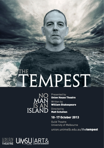 TEMPEST POSTER UHT