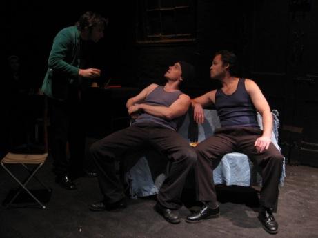 Cast - If Theatre, La Mama season 2007 031