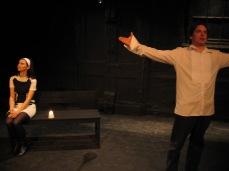 Cast - If Theatre, La Mama season 2007 065
