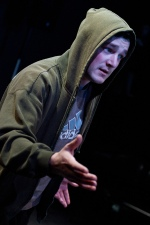 'Crossed' by Chris Summers. Directed by Matt Scholten. Platform Youth Theatre, Appetite and La Mama.